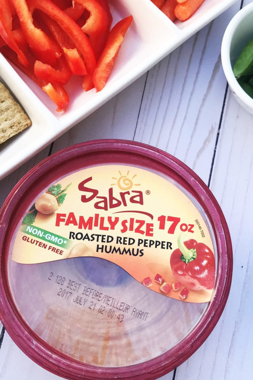 Snacking The Summer Away With Sabra!