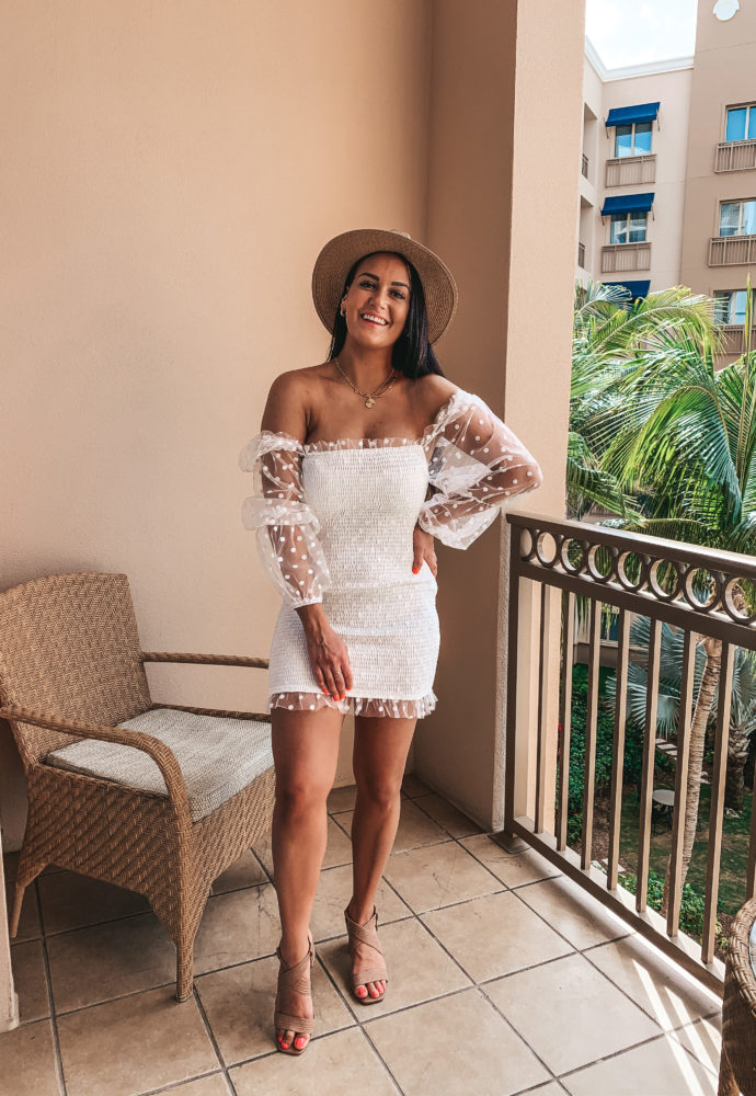 2020 Cayman Cookout at The Ritz Carlton with Fortessa – OOTD's & Food!